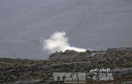 Lebanon tổng tấn công IS tại Syria