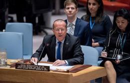 Hội đồng Bảo an LHQ thảo luận mở về Trung Đông
