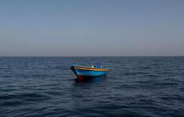 Libya: Khoảng 100 người mất tích trong vụ chìm tàu chở người di cư