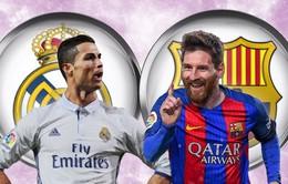 Lịch thi đấu bóng đá quốc tế tối 23/12: Siêu kinh điển Real – Barcelona, Everton gặp Chelsea