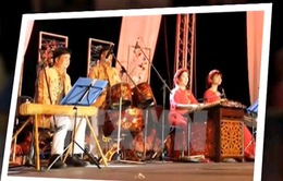 Việt Nam tham gia Liên hoan văn hóa dân gian thế giới 2017