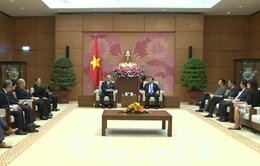 Đồng chí Phạm Minh Chính đánh giá cao đóng góp của Cố vấn Liên minh Nghị sĩ hữu nghị Nhật - Việt