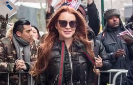 Lindsay Lohan sợ hãi khi quay lại Mỹ