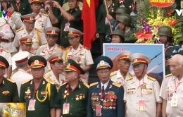 Đoàn cựu chiến binh 3 chiến dịch lịch sử Việt Nam dâng hương tại Đền Hùng