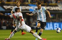 """ĐT Argentina cần đạt """"chuẩn Messi"""" để giành vé đi World Cup 2018"""