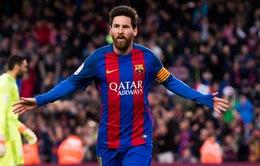 Chuyển nhượng bóng đá quốc tế ngày 8/6: Messi gắn bó với Barcelona đến năm 2021