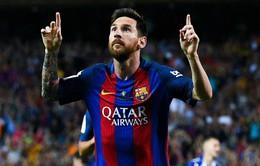 Barcelona thông báo chính thức về tương lai của Messi