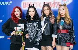 """Âm nhạc và Bước nhảy: Lip B thừa nhận áp lực khi là """"gà"""" của Đông Nhi"""
