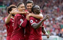Liverpool dễ dàng chiến thắng trước Arsenal