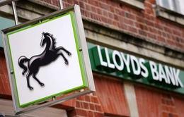 Ngân hàng Lloyds của Anh đạt doanh thu cao nhất trong 1 thập kỷ