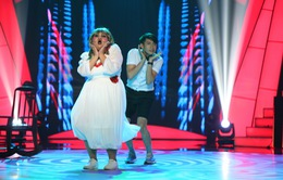 """Bước nhảy ngàn cân: """"Búp bê ma Annabelle"""" nhảy nhạc Hà Hồ cực quyến rũ"""