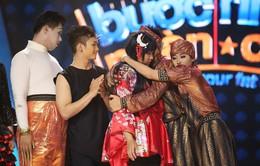 Lộ diện top 3 vào chung kết Bước nhảy ngàn cân 2017