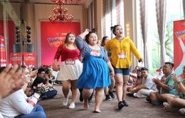 Choáng với thân hình ngoại cỡ của các thí sinh Bước nhảy ngàn cân mùa 3