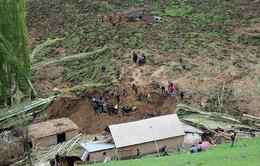 24 người thiệt mạng vì lở đất ở Kyrgyzstan