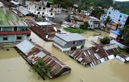 Gần 140 người thiệt mạng do lở đất ở Bangladesh