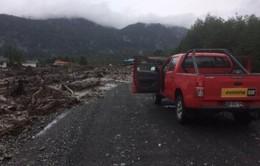 Chile ban bố tình trạng thiên tai sau vụ lở đất kinh hoàng