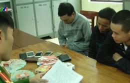 Hà Tĩnh bắt giữ 16 đối tượng trong đường dây lô đề