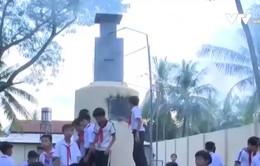 Sáng kiến của học sinh phổ thông về lò đốt rác thải trường học