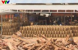 Ninh Hòa (Khánh Hòa) có thể sẽ xóa bỏ hoàn toàn lò gạch đứng thủ công trong năm nay
