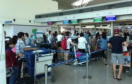 Sân bay Tân Sơn Nhất nỗ lực phục vụ hành khách những ngày cuối năm