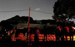 Lở núi rác tại Sri Lanka khiến 17 người thương vong