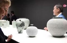 Chiêm ngưỡng nghệ thuật gốm sứ Hàn Quốc