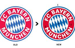 Bayern Munich thay đổi logo đội bóng
