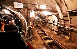Khám phá London hoàn toàn dưới... lòng đất