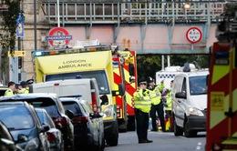Anh nâng cảnh báo an ninh sau vụ khủng bố tại London