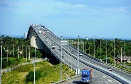 Kiến nghị giảm tốc độ qua cầu Long Thành xuống 80km/h