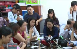 Gia đình học sinh lớp 1 nghi bị xâm hại nhờ luật sư tư vấn khởi kiện