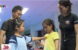 Cascadeur mở lớp dạy võ tự vệ miễn phí cho trẻ em TP.HCM
