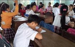 """Hơn 130 trường ở Quảng Ngãi có nguy cơ """"rớt chuẩn"""" Quốc gia"""