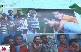 Lớp học tình thương của đoàn phường Linh Trung