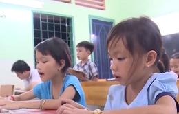 Ngôi trường đặc biệt của trẻ em nghèo
