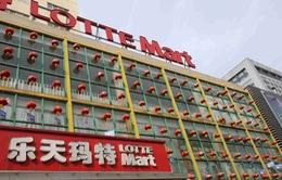 Lotte Mart tại Trung Quốc đứng trước nguy cơ sụp đổ