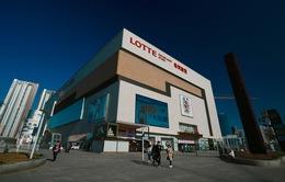 Lotte thiệt hại gần 900 triệu USD do các khó khăn tại Trung Quốc
