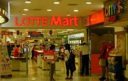 Lotte thua lỗ nặng tại Trung Quốc