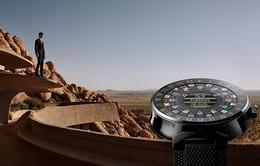 Lóa mắt với đồng hồ thông minh của Louis Vuitton