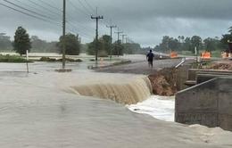 Lũ lụt nghiêm trọng tại Thái Lan