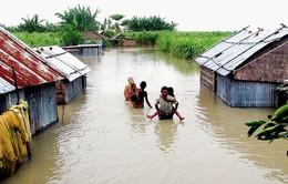 Lũ quét khiến ít nhất 13 người thiệt mạng ở Bangladesh