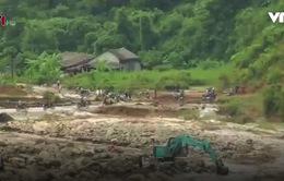 Lào Cai: Lũ quét gây thiệt hại nặng về người và tài sản
