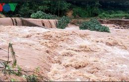Cảnh báo nguy cơ lũ quét, sạt lở đất từ Phú Yên đến Bình Thuận