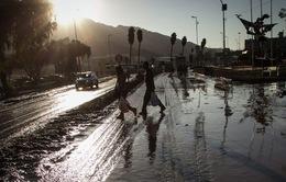 Lũ lụt tại Chile, ít nhất 4 người thiệt mạng