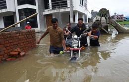 Lũ lụt, lở đất gây thương vong lớn ở Nepal