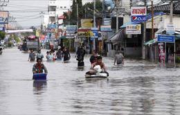 Lũ lụt nghiêm trọng ở Thái Lan, 23 người thiệt mạng