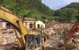 Khó khăn ổn định cuộc sống sau lũ tại Mù Cang Chải, Yên Bái