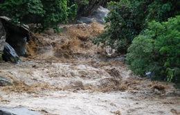 Cảnh báo lũ quét, sạt lở đất ở vùng núi phía Bắc và Bắc Trung Bộ