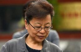 Trung Quốc phạt tù cựu quan chức tham nhũng