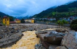 Bão số 6 dịch chuyển về vùng núi phía Bắc, nguy cơ lũ quét, sạt lở đất